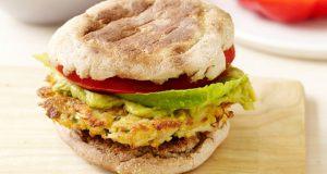 Hambúrguer de siri