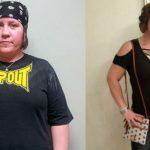 Depois de Lutar Contra Depressão e Pensar em Suicídio, Mulher Perde 36 Kg