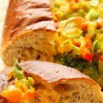 10 Receitas de Pão Recheado Caseiro Light