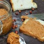5 Receitas de Pasta de Amendoim Caseira Light