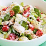 6 Receitas de Salada de Batata com Atum Light