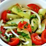 6 Receitas de Salada de Chuchu Cru Light
