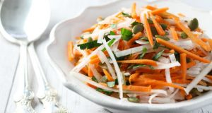 Salada de nabo