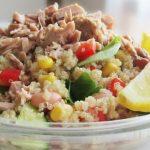 6 Receitas de Salada de Quinoa com Atum Light