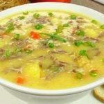 6 Receitas de Sopa de Mandioca com Carne Seca Light