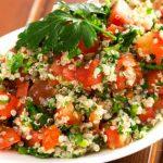 6 Receitas de Tabule de Quinoa Light