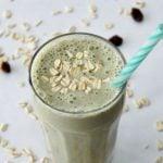 10 Receitas de Vitamina de Aveia para Emagrecer