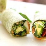 10 Receitas de Wrap Vegano Light