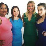 Como a Amizade Ajudou 4 Mulheres a Perderem Quase 200 Kg Juntas