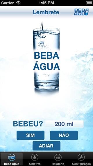9 sugest es de aplicativos para beber gua mundoboaforma - Agua para beber ...