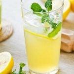 Bebidas Detox de 3 Ingredientes para Ajudar na Perda de Peso