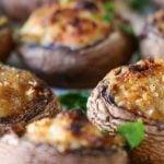 10 Receitas de Cogumelos Recheados no Forno - Leves e Gostosos