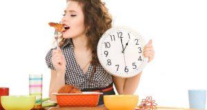 Comer de 3 em 3 horas