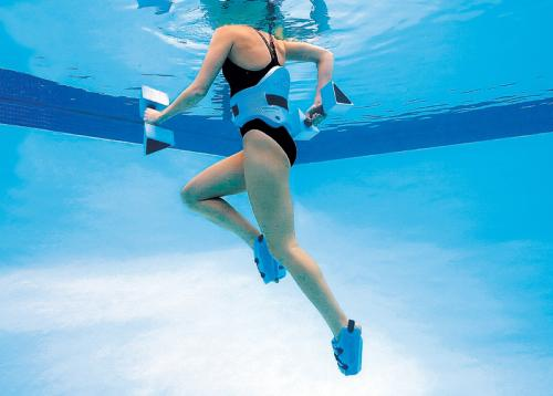 Corrida na água