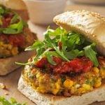 10 Receitas de Hambúrguer de Grão de Bico Light
