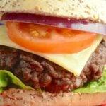 10 Receitas de Hambúrguer de Carne Moída Light