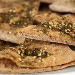 5 Receitas de Pão Árabe Integral