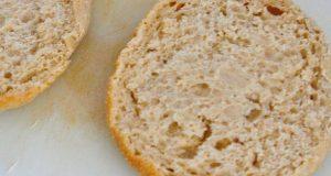 Pão de-micro-ondas