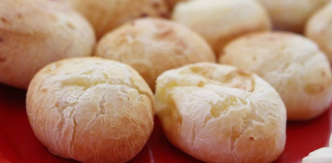 Pão de queijo AirFryer