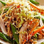 8 Receitas de Salada de Quinoa com Frango Light