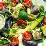 6 Receitas de Salada de Verduras Cozidas Light
