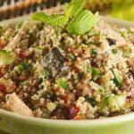 8 Receitas com Salada de Triguilho Light