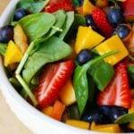 6 Receitas de Salada de Legumes com Frutas Light