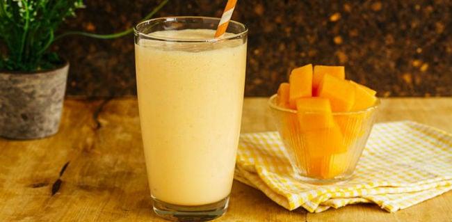 Vitamina de melão