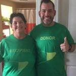 Homem Perde 36 Kg para Doar Fígado à Mãe: 'Salvei Duas Vidas'