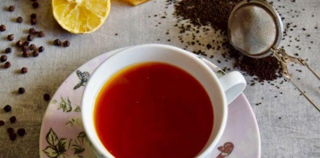 Chá de pimenta