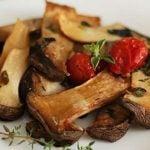 8 Receitas com Cogumelo Eryngui - Light e Deliciosas