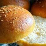 6 Receitas de Pão de Hambúrguer Dukan