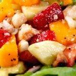 10 Receitas de Salada de Alface com Frutas Light