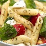 10 Receitas de Salada de Penne Light