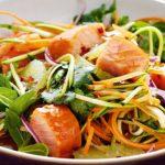 10 Receitas de Salada de Salmão Light
