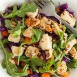 Adicione Esses 3 Ingredientes à Salada para Ficar Satisfeito Até o Jantar