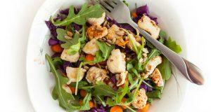 Salada proteica