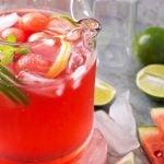 10 Receitas de Suco de Melancia Detox