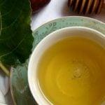 Chá de Folha de Figo Emagrece? Para Que Serve, Benefícios e Como Fazer