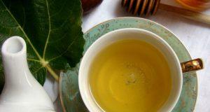 Chá de folha de figo