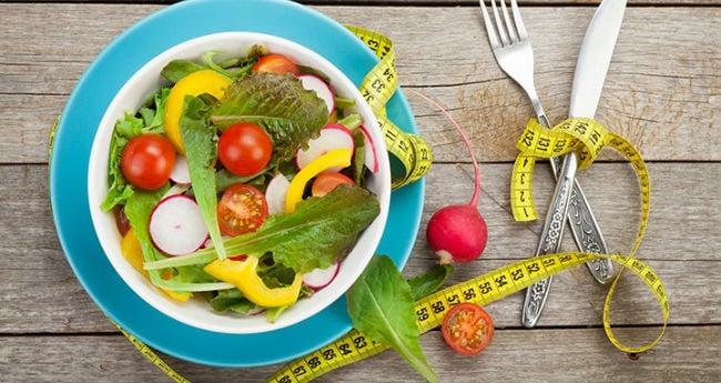 Dieta de 1700 calorias por dia