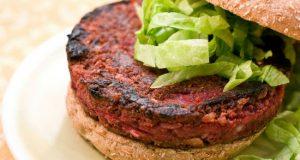 Hambúrguer de beterraba
