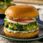 10 Receitas de Hambúrguer de Brócolis Light
