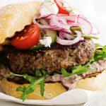 10 Receitas de Hambúrguer de Picanha Light
