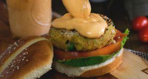 Molho para hambúrguer light