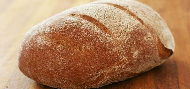 Pão caseiro light