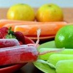9 Receitas de Sacolé e Geladinho Light e Diet