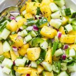 8 Receitas de Salada de Abacaxi Light