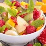 10 Receitas de Salada de Frutas Diferente e Light