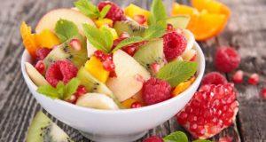 Salada de frutas diferente